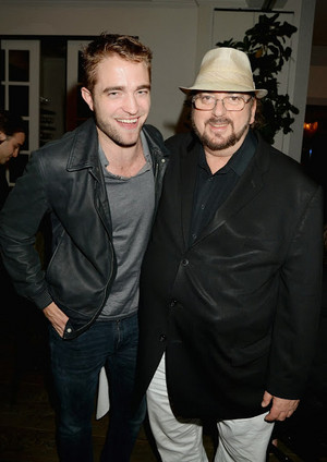 Robert at the Seduced and Abandoned screening in L.A. Oct.22,2013