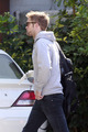 Robert in L.A. Oct.23,2013 - robert-pattinson photo
