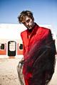 Robert outtakes from Italian Vogue photoshoot<3 - robert-pattinson photo