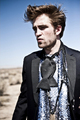 Robert outtakes from Italian Vogue photoshoot<3 - robert-pattinson photo