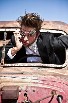 Robert outtakes from Italian Vogue photoshoot<3