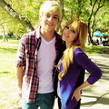 Ross & Bella - ross-lynch-austin photo