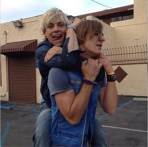 Ross & Rocky