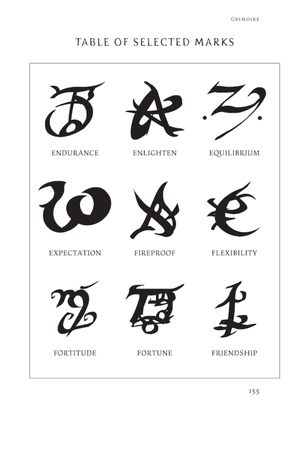 Runes (Shadowhunter's Codex)