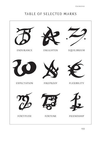 Shadowhunters wallpaper titled Runes (Shadowhunter's Codex)