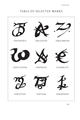 Runes (Shadowhunter's Codex) - mortal-instruments photo