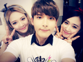 Ryeowook,HyoYeon & Yuri - super-junior photo