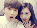Ryeowook & Seohyun - super-junior photo