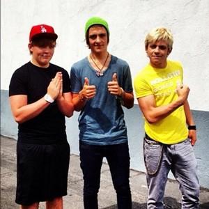 Ryland, Rocky, Ross