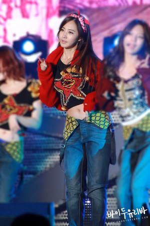 SMTOWN Beijing - Yuri