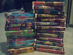 Scooby-Doo VHS Collection