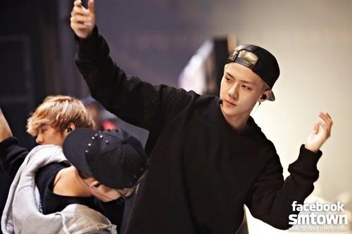EXO-K fondo de pantalla titled Sehun
