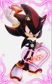 Shadow LUV - shadow-the-hedgehog fan art