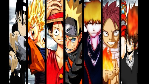anime debat wallpaper called Shonen Jump