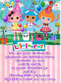 Shy - lalaloopsy fan art