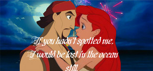 Sinbad Saves Ariel