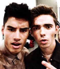Siva and Nathan