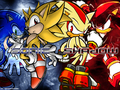 Sonic & Shadow Wallpaper - sonic-the-hedgehog wallpaper