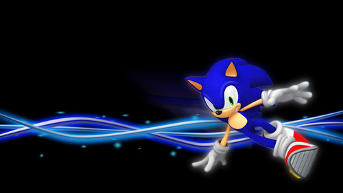 Sonic the Hedgehog wallpaper called Sonic wallpaper