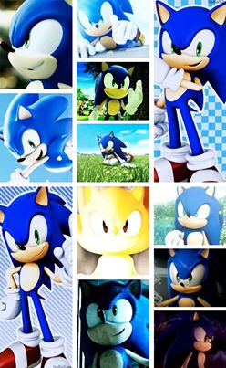 Sonic the Hedgehog wallpaper entitled Sonikku!!!