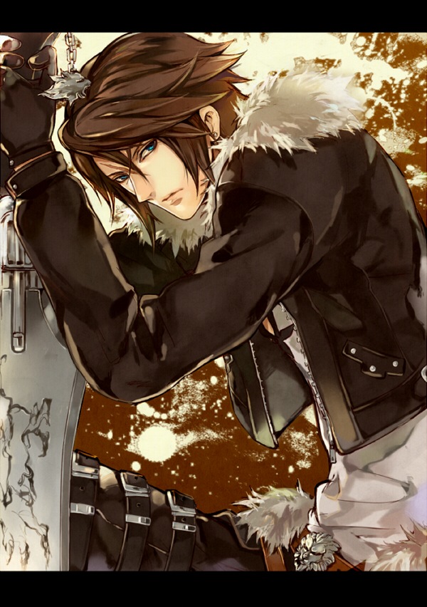 Ff8 squall quotes quotesgram for Final fantasy 8 architecture