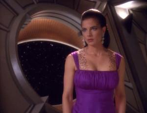 étoile, star Trek - Deep l'espace Nine