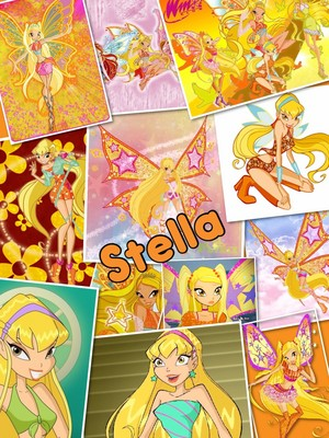 Stella collage made da me :)