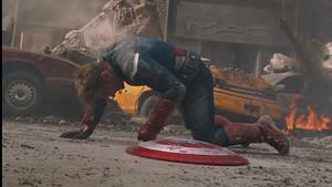 Steve Rogers / Captain America Scene