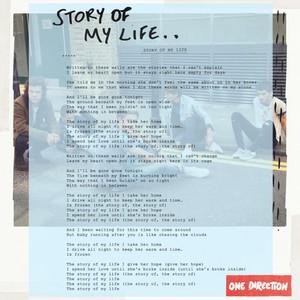 Story of My Life lyrics
