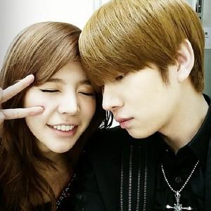 Sunny and Heechul