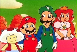 Super Mario Bors Cartoon