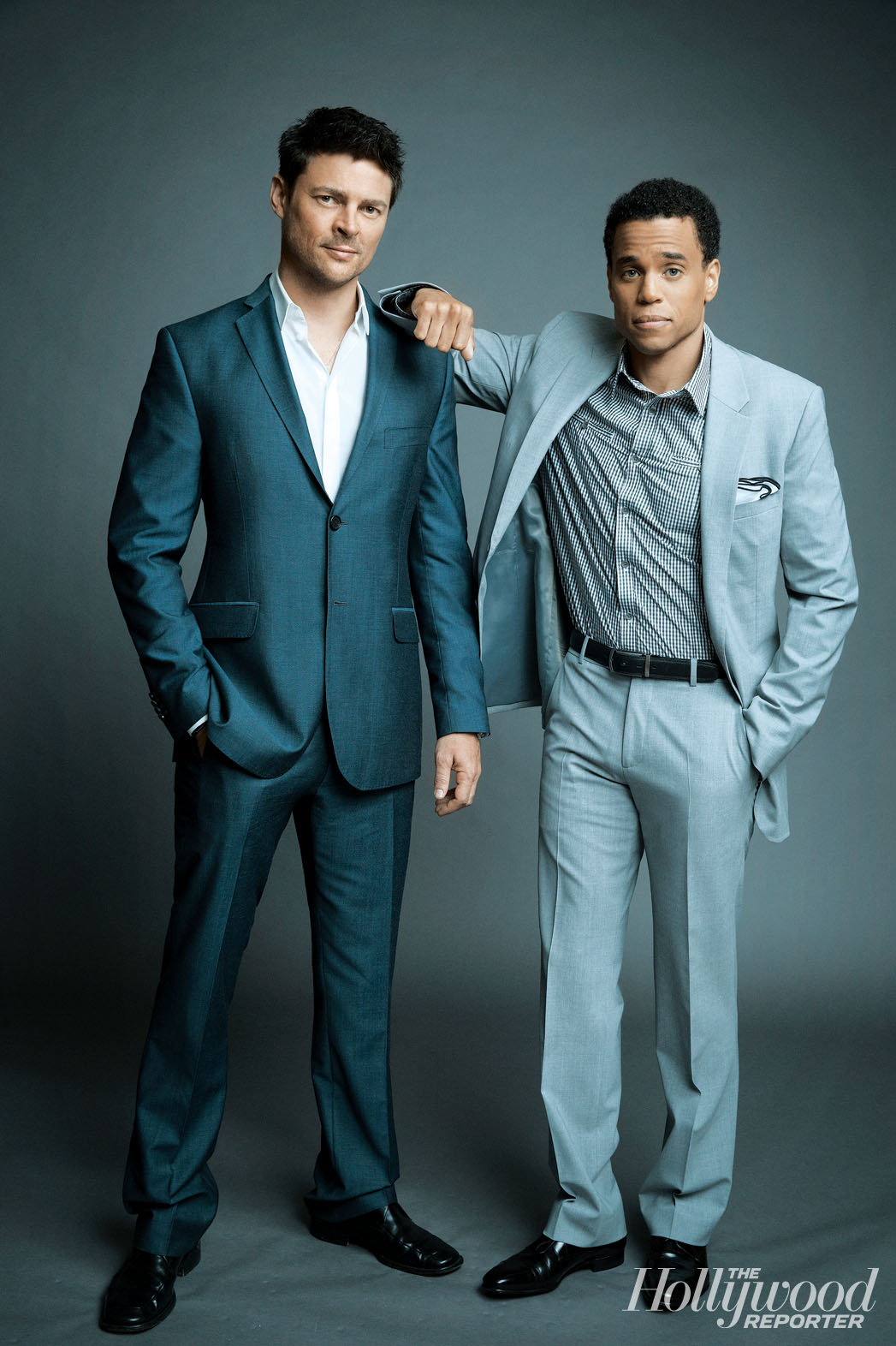 THR's Exclusive Portraits- Almost Human
