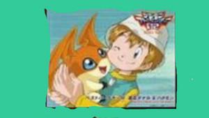 TK from Digimon bayani