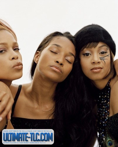 TLC (Music) wallpaper with a portrait called TLC cannot be replaced ♥
