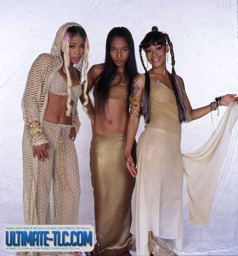 TLC (Music) wallpaper entitled TLC cannot be replaced ♥