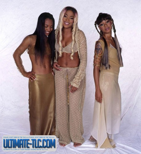 TLC (Music) wallpaper called TLC cannot be replaced ♥