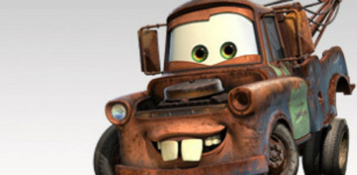 Disney Pixar Cars achtergrond possibly containing a totem pole titled TM2