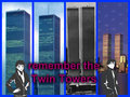 TWIN TOWERS ARE REMEMBERED EVRY YEAR - world-trade-center fan art