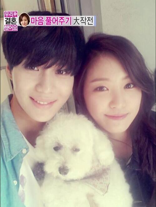 Lee Taemin And Son Naeun Dating