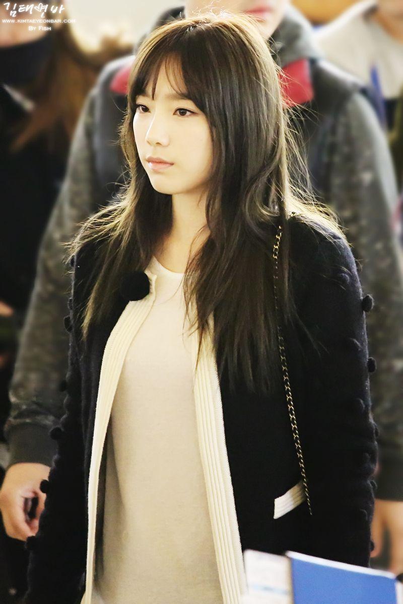 Taeyeon Airport - Taeyeon (SNSD) Photo (35996911) - Fanpop