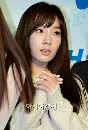 Taeyeon-No Breathing Premiere