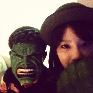 Taeyeon and DO