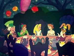 chá Party