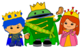 Team Umizoomi - Monarchs - team-umizoomi fan art