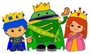 Team Umizoomi - Monarchs