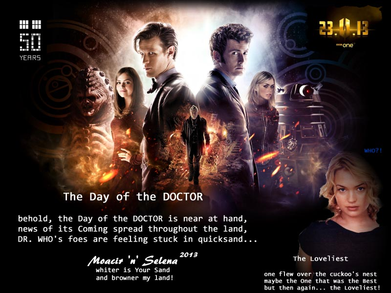 The 日 of the DOCTOR