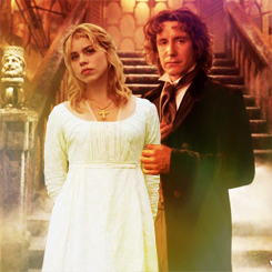The Eighth Doctor and Rose Tyler