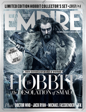 The Hobbit: The Desolation of Smaug | 'Empire Magazine' December '13 Issue