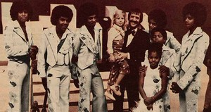 The Jackson Family With Sonny And Daughter, Chastity