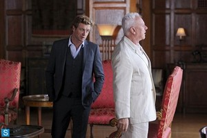 The Mentalist - Episode 6.06 - brand and Brimstone - Promotional foto's